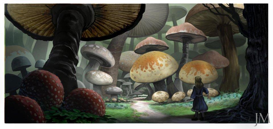Alice in Wonderland | Corona Coming Attractions