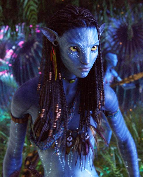 November 17, 2009 - Avatar / New Image Of Neytiri