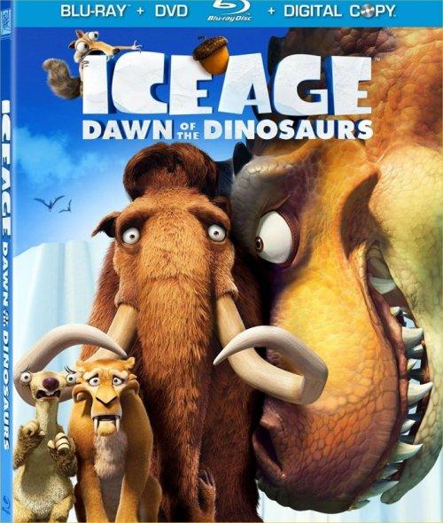 Epoka Lodowcowa 3 Era Dinozaur�w / Ice Age 3 Dawn Of The Dinosaurs BluRayRIP dubbing PL