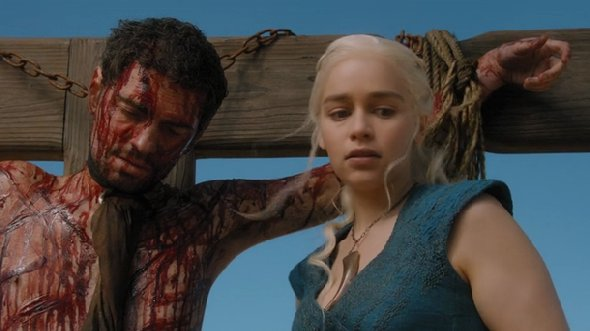Dany Game of Thrones walk of punishment