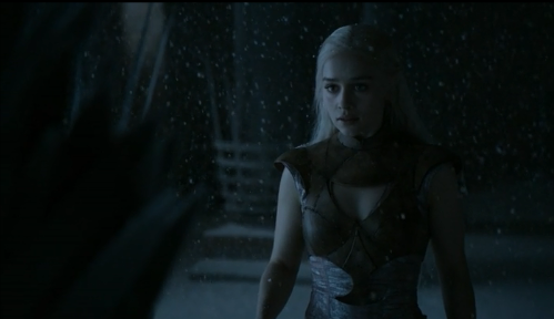 Game of Thrones Dany in the House of the Undying
