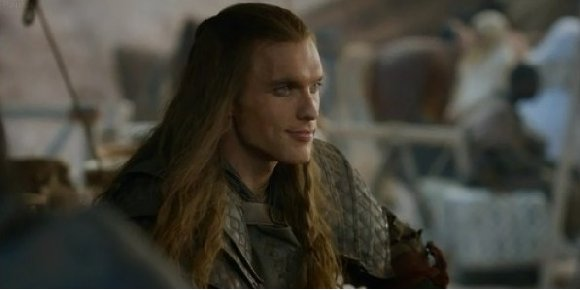 Game of Thrones Daario