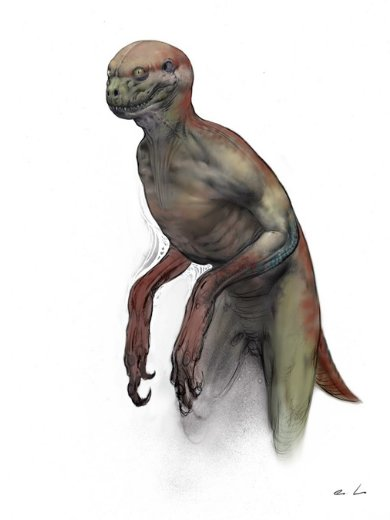 A Look At The Unused Jurassic Park 4 Dino human Hybrids