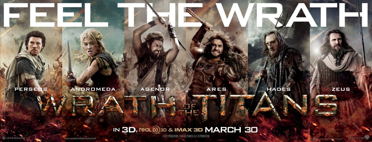 Perseus Animation Wrath of the Titans | ...