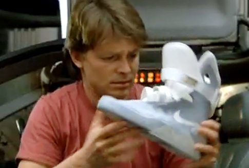 back to the future 2 shoes nike