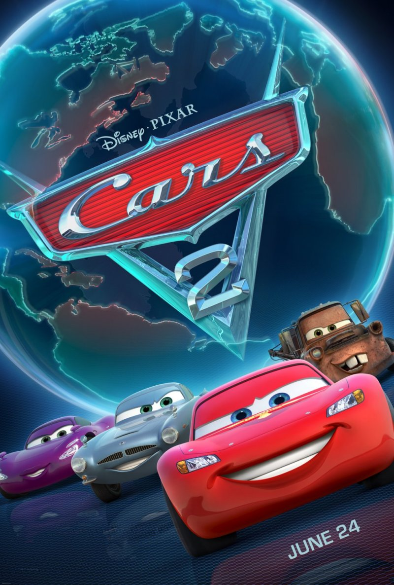 Coloring cars 2 online - Cars