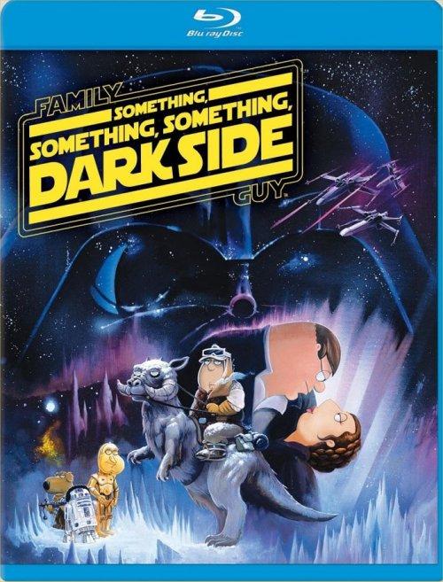[iPhone] Гриффины: Что-то, что-то, что-то, тёмная сторона / Family Guy Presents: Something, Something, Something, Dark Side (Seth MacFarlane) [2009, Комедия, пародия, DVDRip]