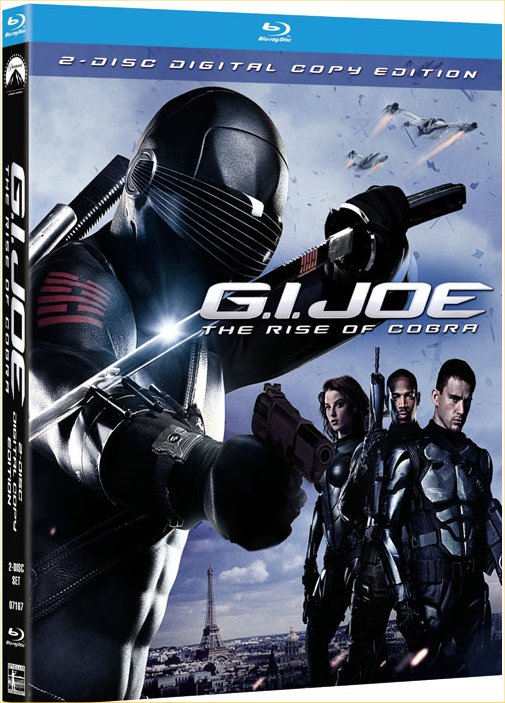 [MULTI] G.I. Joe - Le rveil du Cobra [BluRay-1080p-720p]