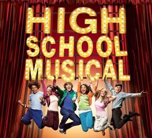 hs musical cast