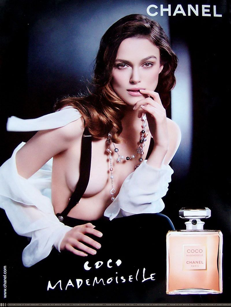 Hayden christensen medium wavy casual hairstyle thehairstyler com - Keira Knightley S Chanel Ad Shows Her Breast Side Corona Coming