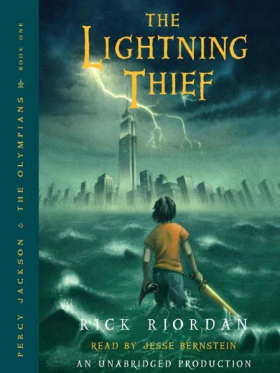 Percy Jackson Books. gods in Percy Jackson and