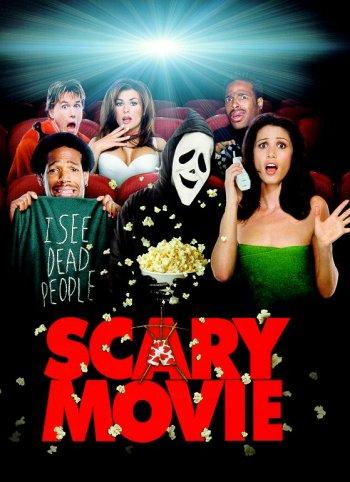 anna faris scary movie 4. No more Anna Faris?