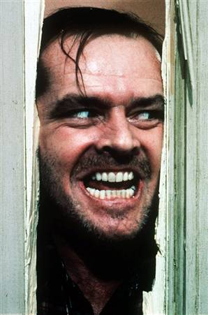 You saw his insanity in The Shining, now read Jack Torrance's ...